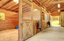 Sywell stable construction leads